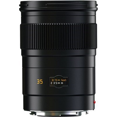 Product: Leica 35mm f/2.5 Summarit-S ASPH CS Lens (Leaf Shutter)