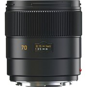 Leica 70mm f/2.5 Summarit-S ASPH CS Lens (Leaf Shutter)