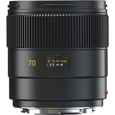 Product: Leica 70mm f/2.5 Summarit-S ASPH CS Lens (Leaf Shutter)