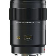 Leica 120mm f/2.5 Summarit-S APO-Macro CS Lens (Leaf Shutter)