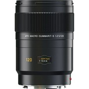 Leica 120mm f/2.5 Summarit-S APO-Macro Lens