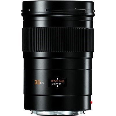 Product: Leica 30mm f/2.8 Elmarit-S ASPH CS Lens