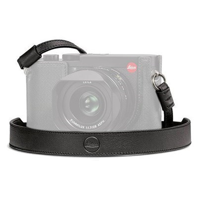 Product: Leica Q2 Carrying Strap Leather Black