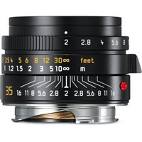 Product: Leica 35mm f/2 Summicron-M ASPH Lens Black