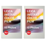 Leica Sofort Colour Film Double Pack (20 pack)