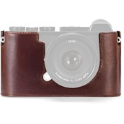 Leica Protector-CL Leather Case Brown