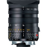 Leica 16-18-21mm f/4 Tri-Elmar M + Univ WA Finder M
