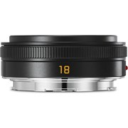 Leica 18mm f/2.8 Elmarit-TL ASPH Lens Black