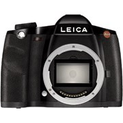 Leica SH S (typ 006) Body w/- vertical grip + extra battery grade 8