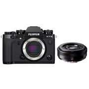 Fujifilm X-T3 Black + 27mm f/2.8 Black Kit
