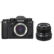 Fujifilm X-T3 Black + 23mm f/2 Black Kit