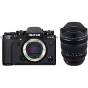 Fujifilm X-T3 Black + 8-16mm f/2.8 WR Kit