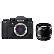 Fujifilm X-T3 Black + 23mm f/1.4 R Kit