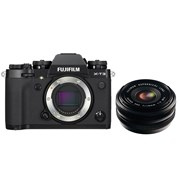 Fujifilm X-T3 Black + 18mm f/2 R Kit