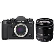 Fujifilm X-T3 Black + 18-55mm f/2.8-4 Kit