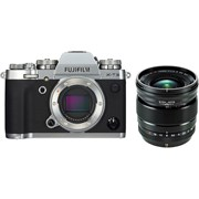 Fujifilm X-T3 Silver + 16mm f/1.4 R Kit