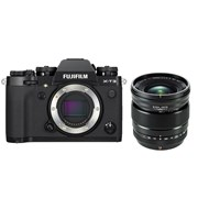 Fujifilm X-T3 Black + 16mm f/1.4 R Kit