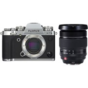 Fujifilm X-T3 Silver + 16-55mm f/2.8 WR Kit