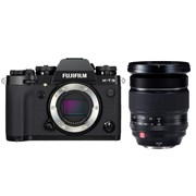Fujifilm X-T3 Black + 16-55mm f/2.8 WR Kit