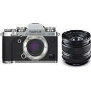 Fujifilm X-T3 Silver + 14mm f/2.8 R Kit