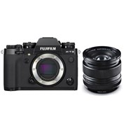 Fujifilm X-T3 Black + 14mm f/2.8 R Kit