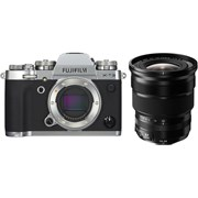Fujifilm X-T3 Silver + 10-24mm f/4 Kit