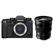 Fujifilm X-T3 Black + 10-24mm f/4 Kit