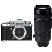 Fujifilm X-T3 Silver + 100-400mm f/4.5-5.6 Kit