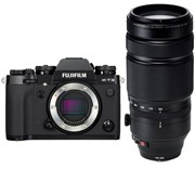 Fujifilm X-T3 Black + 100-400mm f/4.5-5.6 Kit