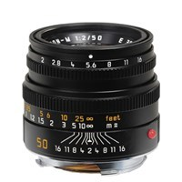 Product: Leica 50mm f/2 Summicron-M Lens Black