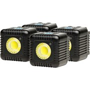 Lume Cube 4 Pack (Black)
