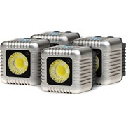 Lume Cube 4 Pack (Silver)