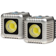 Lume Cube 2 Pack (Silver)