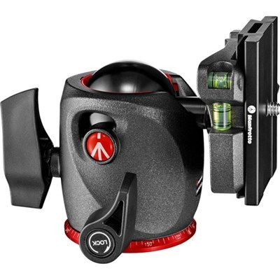 Product: Manfrotto MHXPRO-BHQ6 XPRO Magnesium Ball Head w/ Q6 Quick Release (Arca- Swiss Compatible)