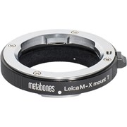 Metabones Leica M-X mount/Fuji lens adapter black