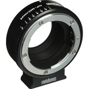 Metabones Nikon G-MFT mount lens adapter (matt black)