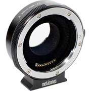 Metabones Canon EF/EFS-MFT smart lens adapter (matt black)