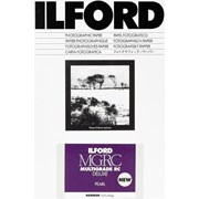 "Ilford 8x10"" MGRC Deluxe Pearl (5th Gen) 25s"