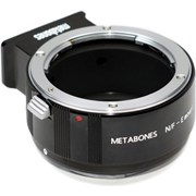 Metabones Nikon F-Sony E lens adapter (matt black) mkII