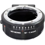 Metabones Nikon G-Sony E lens adapter (matt black)