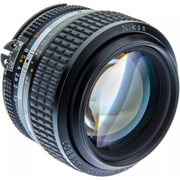 Nikon AI-S 50mm f/1.2 Manual Focus Lens