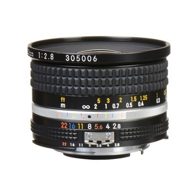 Product: Nikon AI-S 20mm f/2.8 Manual Focus Lens