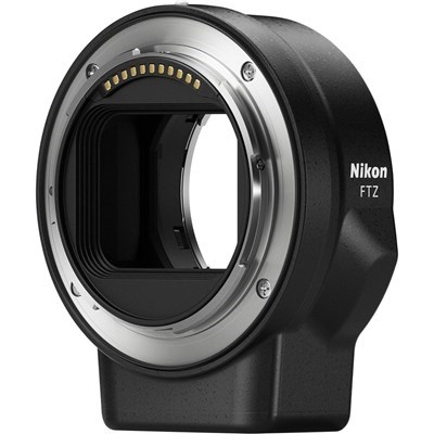 Product: Nikon FTZ Mount Adapter