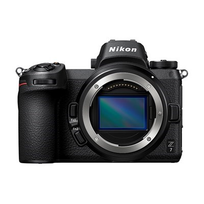 Product: Nikon Z7 + 24-70mm f/4 S + FTZ Adapter Kit