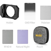 NiSi Filter System for Fujifilm X100 Series Cameras (Professional Kit)