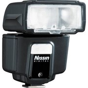 Nissin SH ND i40 flash for Fuji grade 7