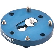 Novoflex Clamping Plate Ø60mm Anti-Twist (Acra Type)