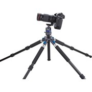 Novoflex QuadroPod w/ Long & Short Centre Column + QuadroLeg 4 Sec Carbon Kit