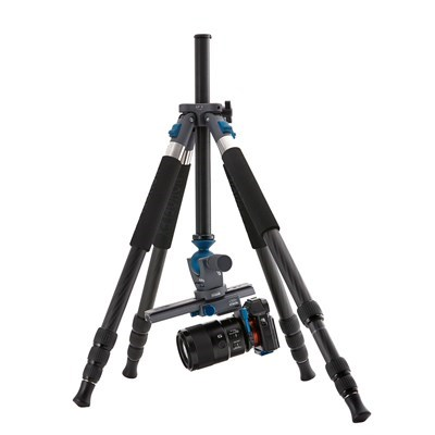 Product: Novoflex QuadroPod w/ Long & Short Centre Column + QuadroLeg 4 Sec Carbon Kit (2 only)