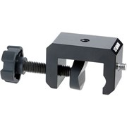 "Novoflex Universal Clamp Mount w/ 1/4"" Screw (Max Clamping Width 26mm)"